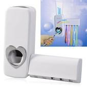 Автоматический дозатор зубной пасты и Держатель щетки (JX-889)