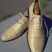 Туфли оксфорды Versace р-р. 42.5 Италия