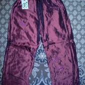 Зимние штаны на флисе для девочки
