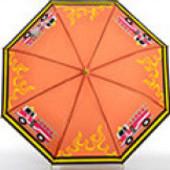 Детский зонт пожарная машина диаметр 81 см от Metr+