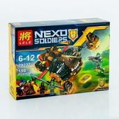"""Конструктор Nexo Knights 79237 """"Лавинный разрушитель Молтора"""""""