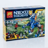 """Конструктор Nexo Knights 79236 """"Механический конь Ланса"""""""