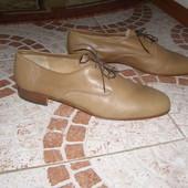 Туфлі 44 розмір 28,5см шкіра Італія