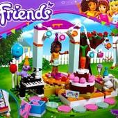 Детский конструктор Bela Friends 10492
