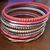 H&M детские металлические браслеты