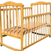 Laska Славянка детская кроватка без ящика