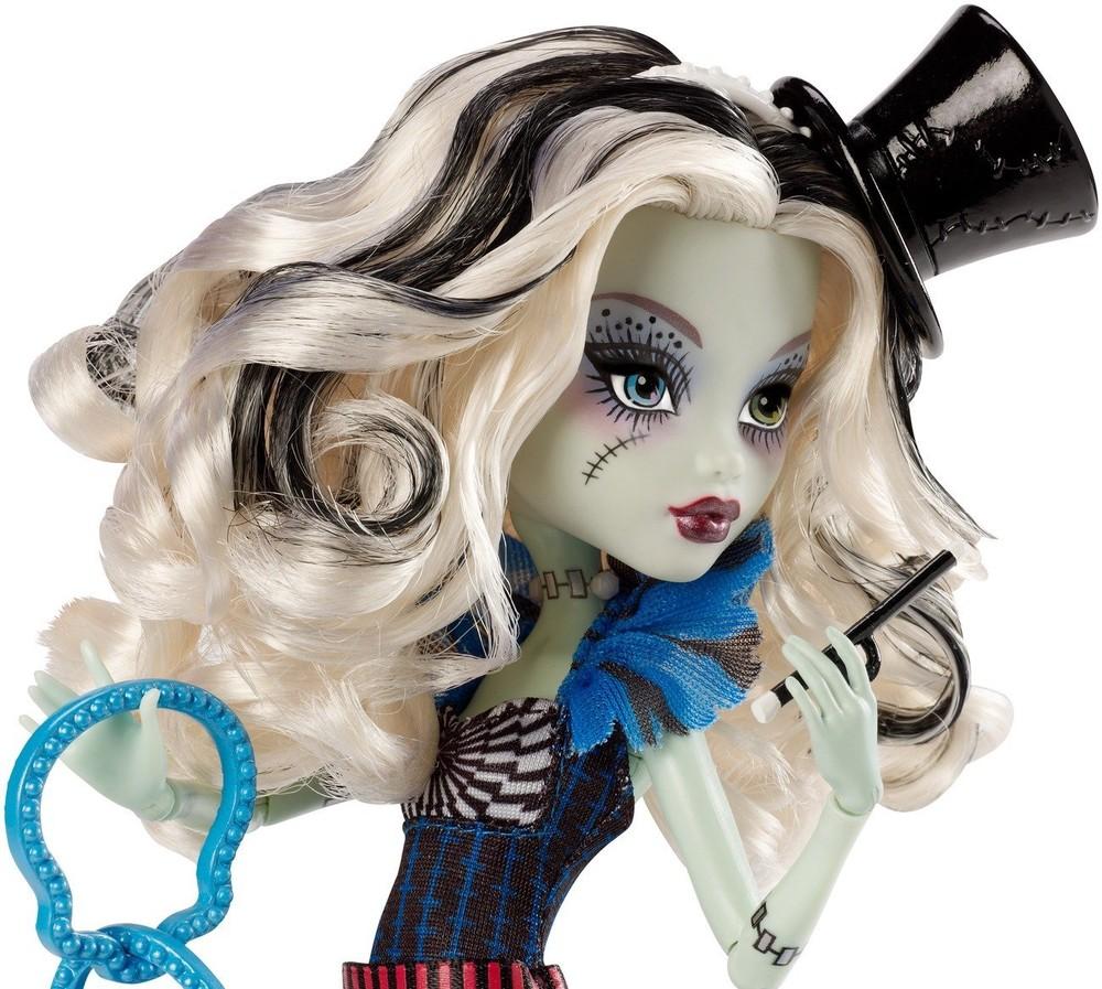 Кукла фрэнки штейн (frankie stein monster high) монстер хай, школа монстров из серии фрик ду чик фото №1