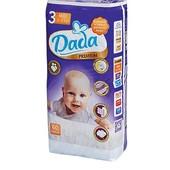 Подгузники Dada premium new Дада новая