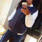 Женская спортивная куртка с манжетом