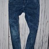 9 лет Обалденные фирменные джинсы скины для моднявок узкачи варенка унисекс