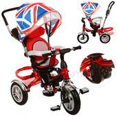 Детский трёхколёсный велосипед M 3114-2A