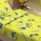 Постельное белье для подростков Lotus Young - Minions Happy