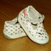 Falcotto (13 см) кожаные туфли для девочки