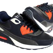 44 и 45 р Яркие осенние кроссовки для мужчин (KM 329-5)