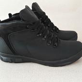 Качественные зимние ботинки Модель К-5, размеры 40 и 43