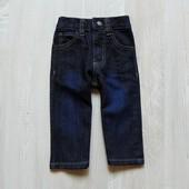 Стильные плотные джинсы для мальчика. Izod. Размер 12 месяцев. Состояние: новой вещи