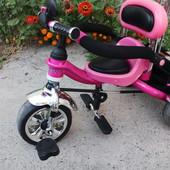 Велосипед трехколесный Profi