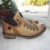 Кожаные немецкие ботинки  Rover&Lakes 40 р.