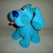 Развивающая игрушка. вибрирующий Попрыгунчик -Собачка, Fisher-Price