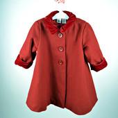 Пальто babyURit для девочки 1, 5-2 года