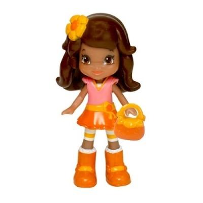 Кукла шарлотта земляничка апельсин (8 см) фото №1