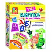 Абетка на магнитах «Фиксики»VT1502-08 влади тойс vladi toys