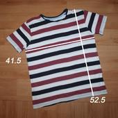 футболка на мальчика 10-11 лет