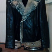 Куртка мужская нат.кожа р.50-52