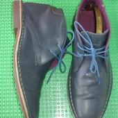 стильные ботинки броги Next р.3 стелька 23.5 см