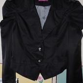 Пиджак стильный школьный для девочки