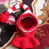 шапочка-шлем на 1-5р