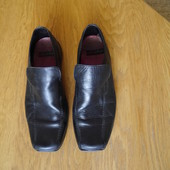 Туфлі шкіряні р.44 стелька 29.5 см Redtape