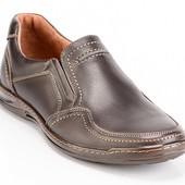 мужские кожаные туфли цвета Модель:  006к
