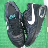 кроссовки Nike Air 35.5 ( 3.5 Y ) кожа ,22.5 см - 23 см