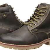Ботинки деми Steve Madden натуральная кожа 43,44 размеры