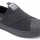 Мужские кроссовки - скейтера BaaS Superstar c 41 по 45p