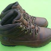 Ботинки кожаные Firetrap uk 6.5, р.38-39, ст.25.5см