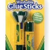 Клей карандаш Crayola 2 шт