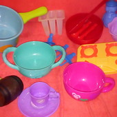 Посудка Disney