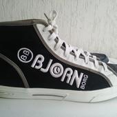 Замшево-текстильные кроссовки  Шведского бренда Björn Borg 44-45р.