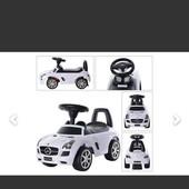 Машинка каталка Mercedes