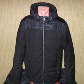 Куртка тёплая демисезонная на 46-48 размер
