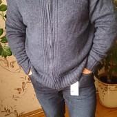 Куртка деми Crane Techtex fun Германия (свитер, теплый, утепленный)