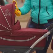 Продам универсальная коляска 2 в 1 Geoby Baby C706