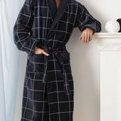 Шикарный махровый халат 100 % хлопок р.м от ТСМ тchibo Германия