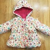 Фирменная деми - куртка Mothercare