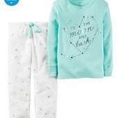 Пижама флисовая Carter's 12m