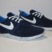 Мужские кеды Nike 40-45 р