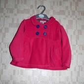 Кофта-пальтишко M&S Indigo р.2-3 г (92-98 см)
