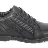 Мужские зимние ботинки 42р - 27.8 см